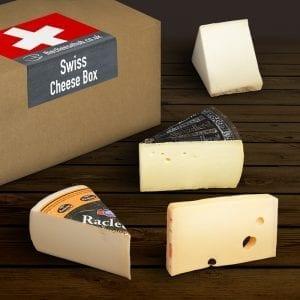swiss cheese box