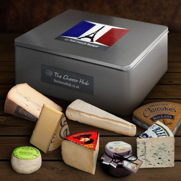 french cheese hamper
