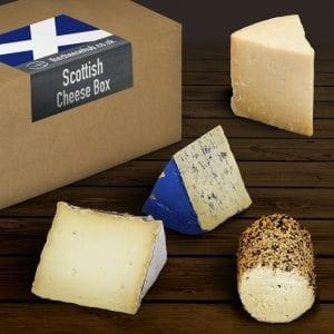 scottish cheese box