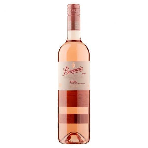 beronia rosé 2018