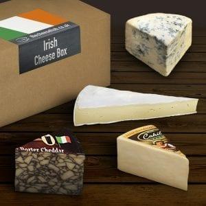 irish cheese box