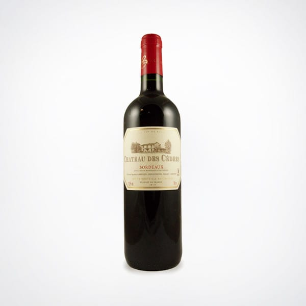 chateau cedred 2008