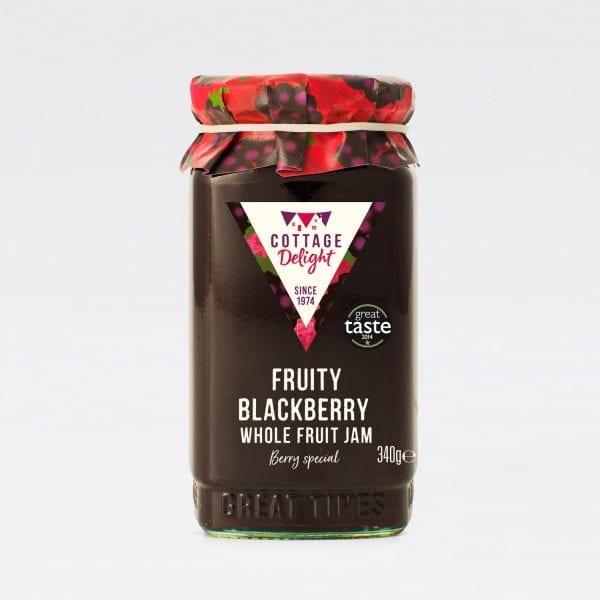 cottage delight blackberry jam