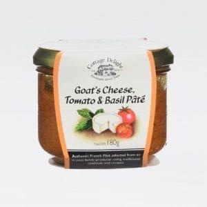cottage delight goatscheese tomato basil pate