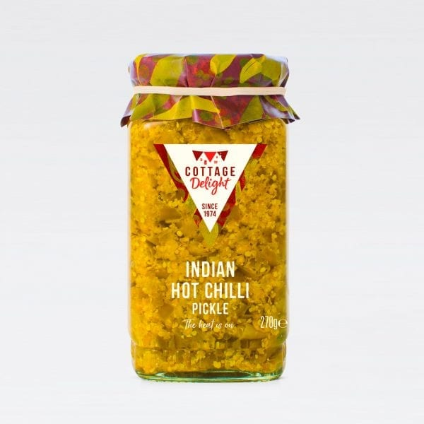 cottage delight hot chilli pickle