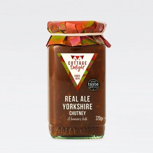 cottage delight real ale yorkshire chutney