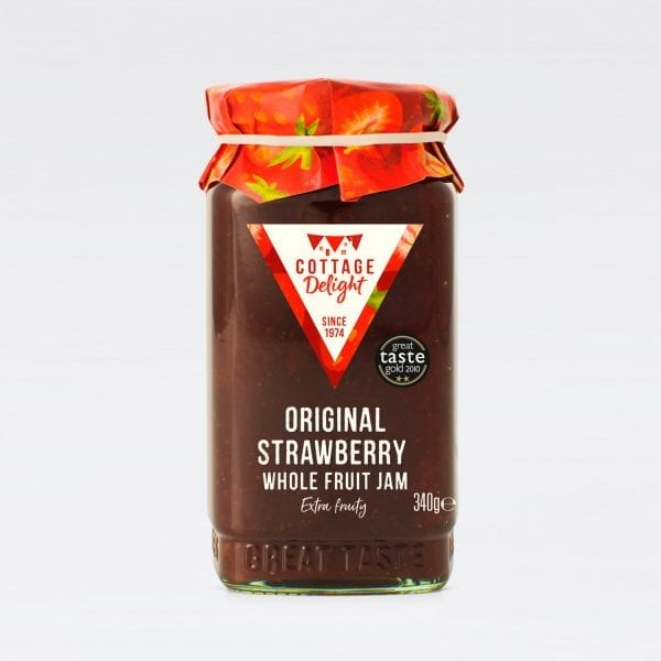 cottage delight strawberry jam