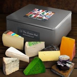 Celtic Cheese Hamper