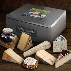 french cheese picnic hamper