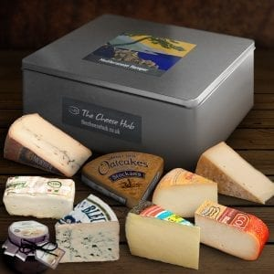 mediterranean cheese hamper