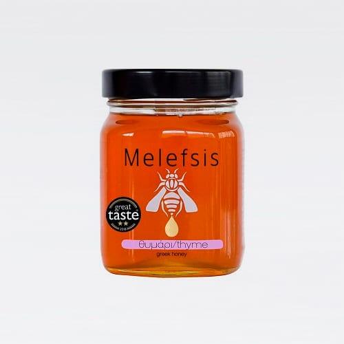 melefsis thyme honey